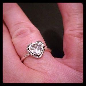 Mint Pandora Ring